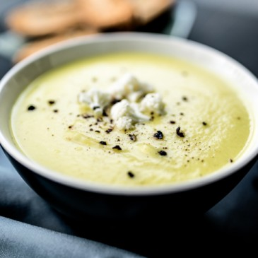 Cream of Cauliflower Chowder